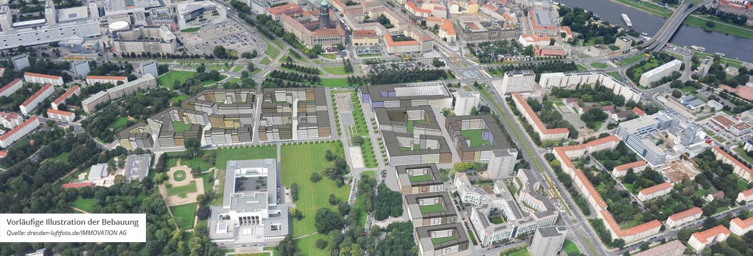 Wohnen an Dresdens Altstadt – Perspektive für Investoren
