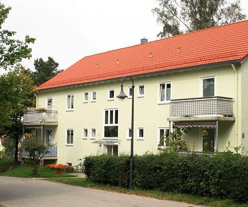 Beispiel: Immobilien-Portfolio Burgkirchen