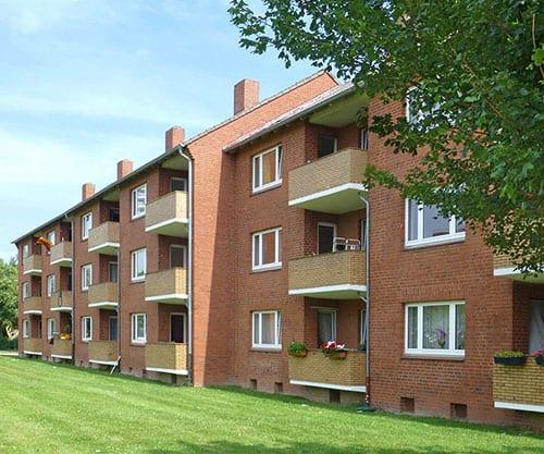 Beispiel: Immobilien-Portfolio Hohe Geest