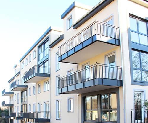 Stadthaus Frankenstraße
