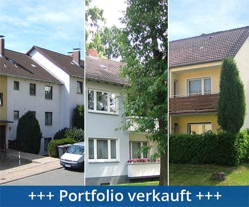 Mehrfamilienhaus-Portfolio
